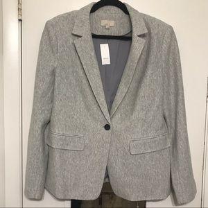 Loft 12 gray jacket